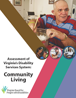 Community Living cover art