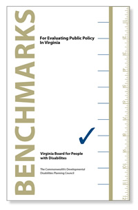 Cover Image: Benchmarks for Evaluating Public Policy in Virginia
